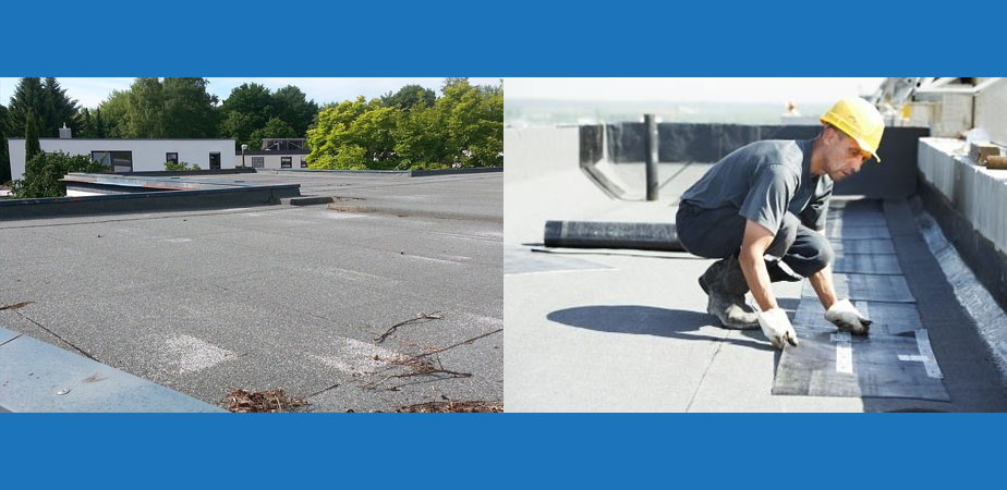 Residential Flat Roof Mays Landing, New Jersey